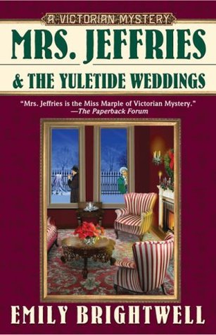 Book Review: Mrs. Jeffries and the Yuletide Weddings