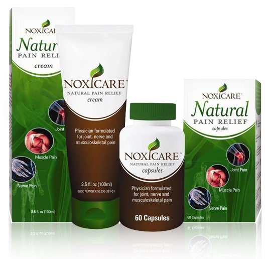 Noxicare for Natural Pain Relief