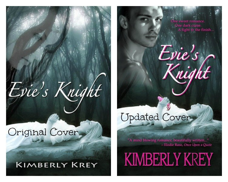 Evie's Knight 2 Covers