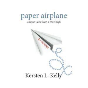 Paper Airplane by Kersten Kelly