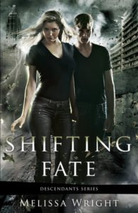 Shifting Fate (Descendants Series, #2)