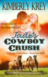 Jade's Cowboy Crush (Sweet Montana Bride Series #2)