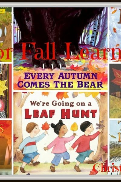 Fall Books for Preschool and Early Elementary Learning Fun