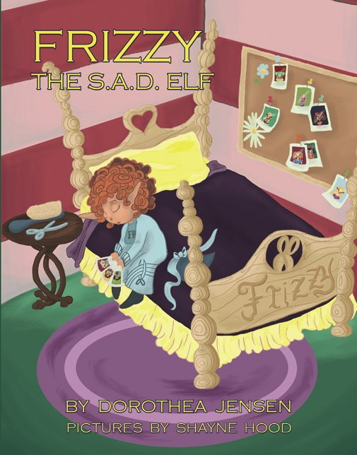 Frizzy the S.A.D. Elf by Dorothea Jensen