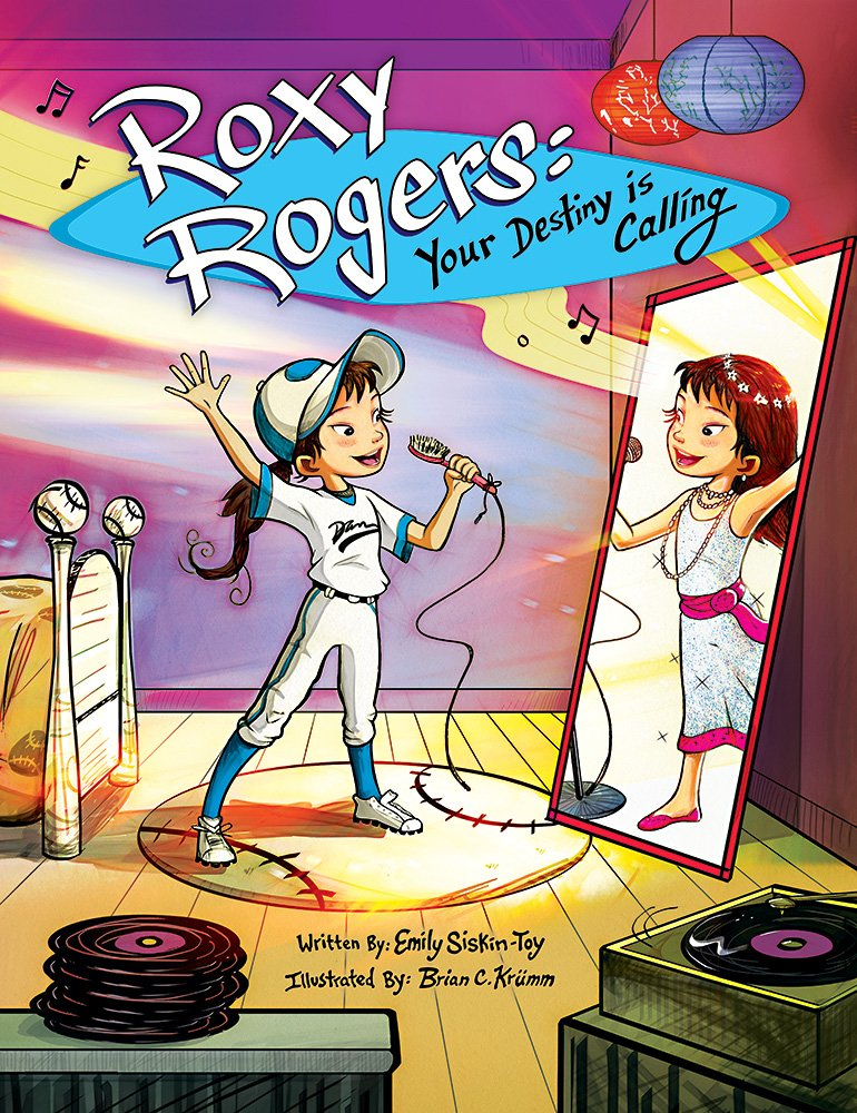 Roxy Rogers cover
