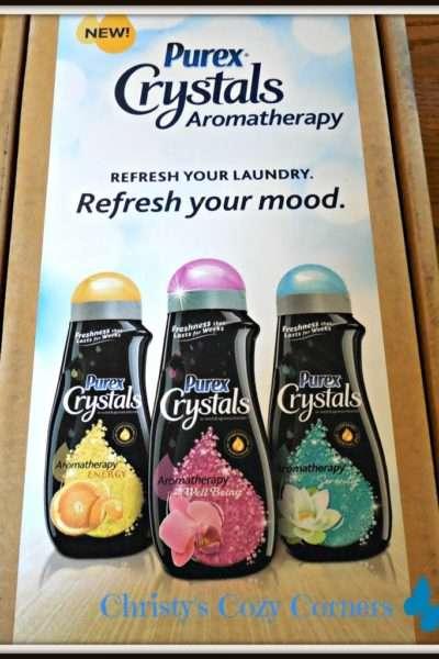 Purex Crystals Aromatherapy