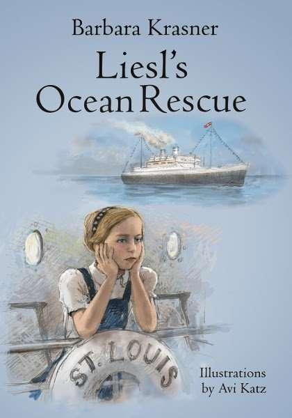 Liesl's Ocean Rescue Book Review