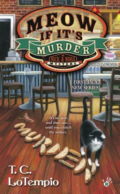 Meow If It's MurderCozy Mystery Book Review