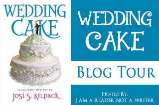 $25 Amazon or PayPal Giveaway Wedding Cake by Josi S. Kilpack WW Ends 2/10