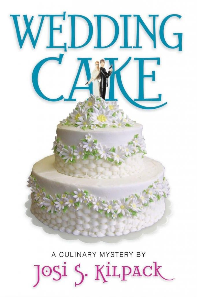 Wedding Cake by Josi S. Kilpack Cozy Mystery Book Review