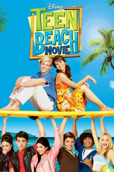 Reasons I Watch Teen Beach Movie (every time it's on)