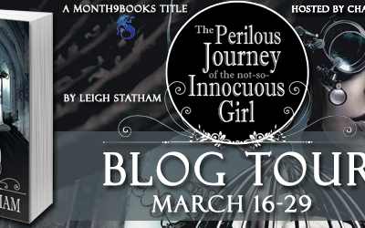 The Perilous Journey of the Not So Innocuous Girl Giveaway WW 4/12