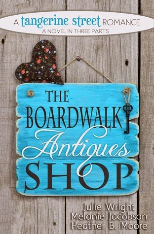 Book Review: The Boardwalk Antiques Shop