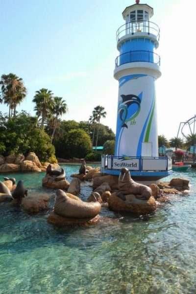 Florida Vacation Day 4: AKA SeaWorld Orlando