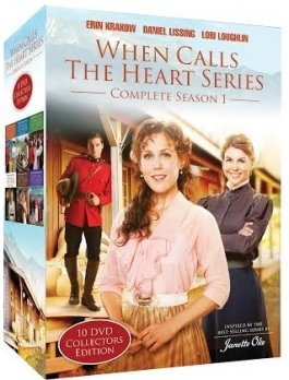 When Calls the Heart Season One - Christy's Cozy Corners