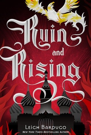 8 Books for Summer Reading including Ruin and Rising
