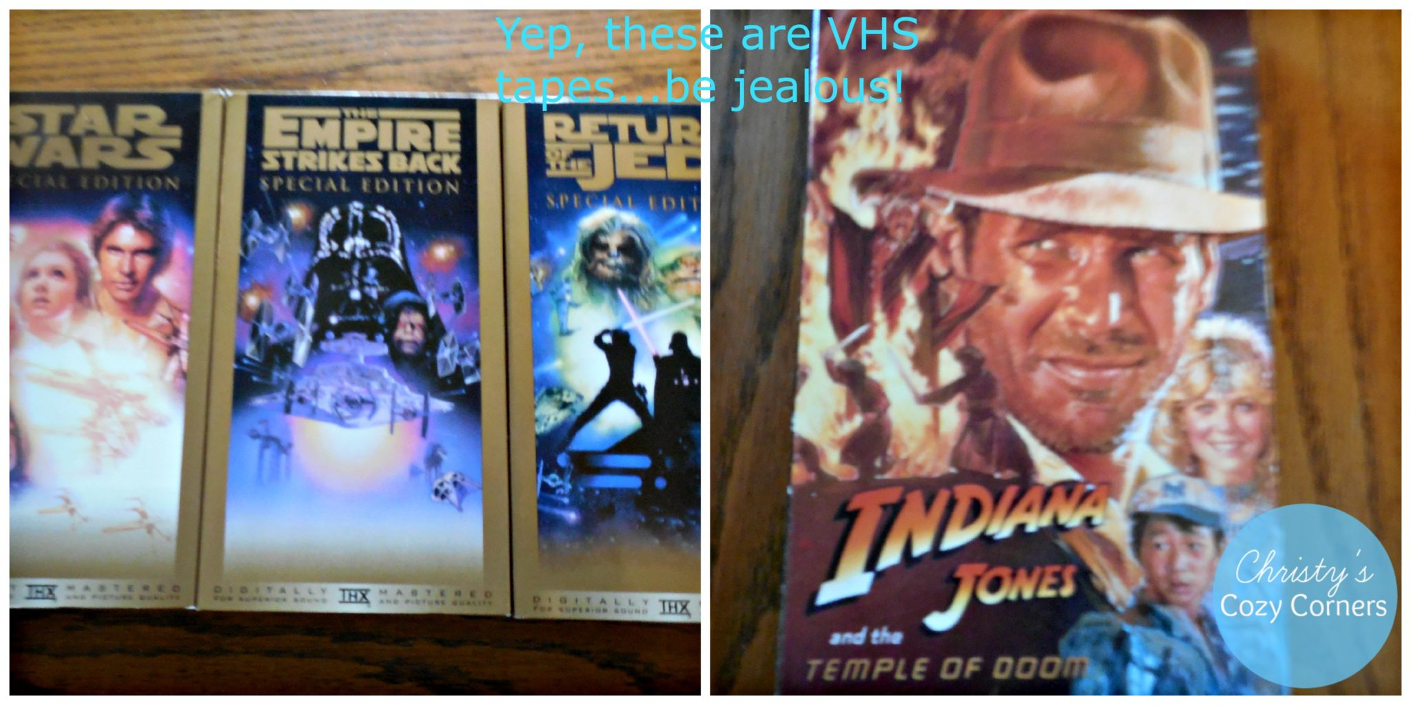 Movie Sequelsl VHS