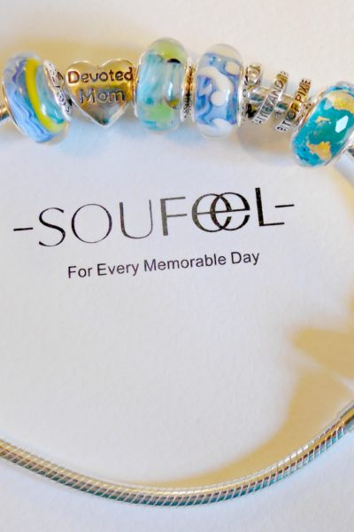 Create the Perfect Charm Bracelet with Soufeel