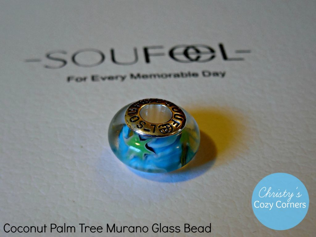 Soufeel Coconut Palm Tree Bead