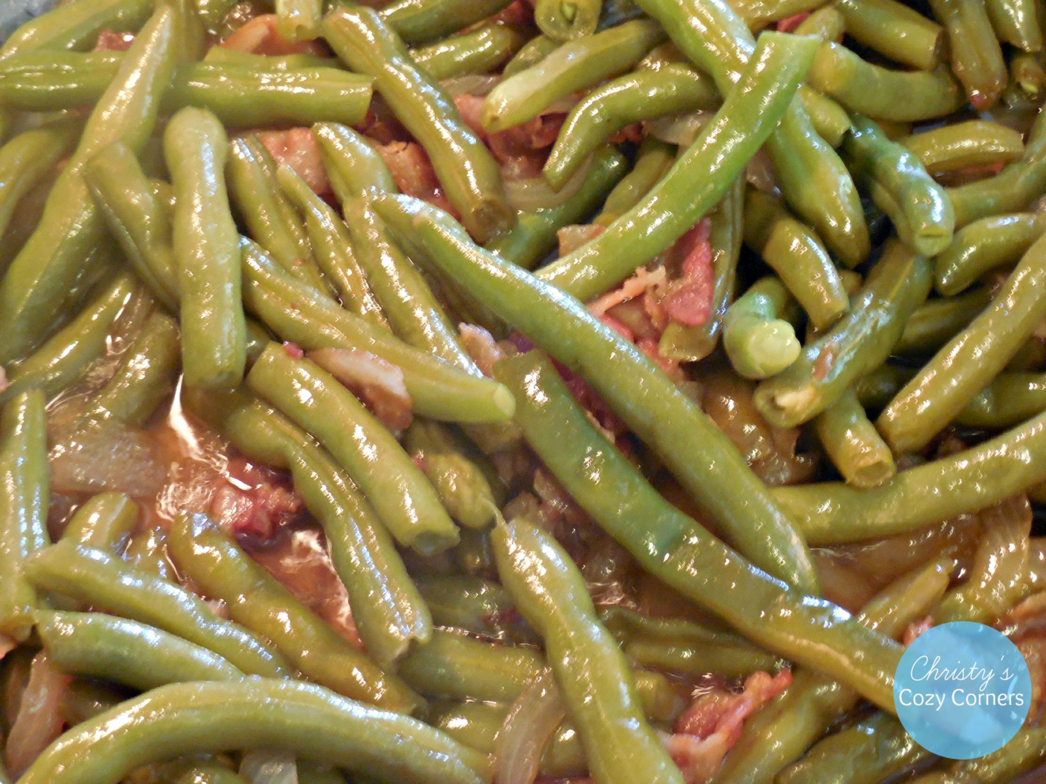 Green Beans and Bacon Recipe