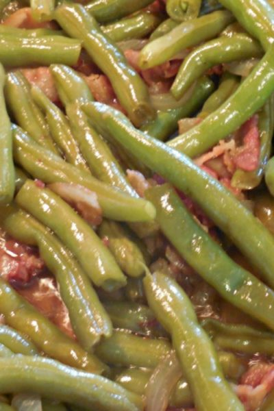 Delicious Green Beans and Bacon Recipe