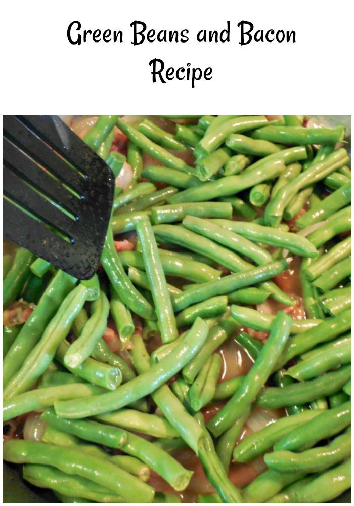 Delicious Green Beans and Bacon Recipe