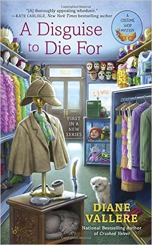A Disguise to Die For Cozy Mystery