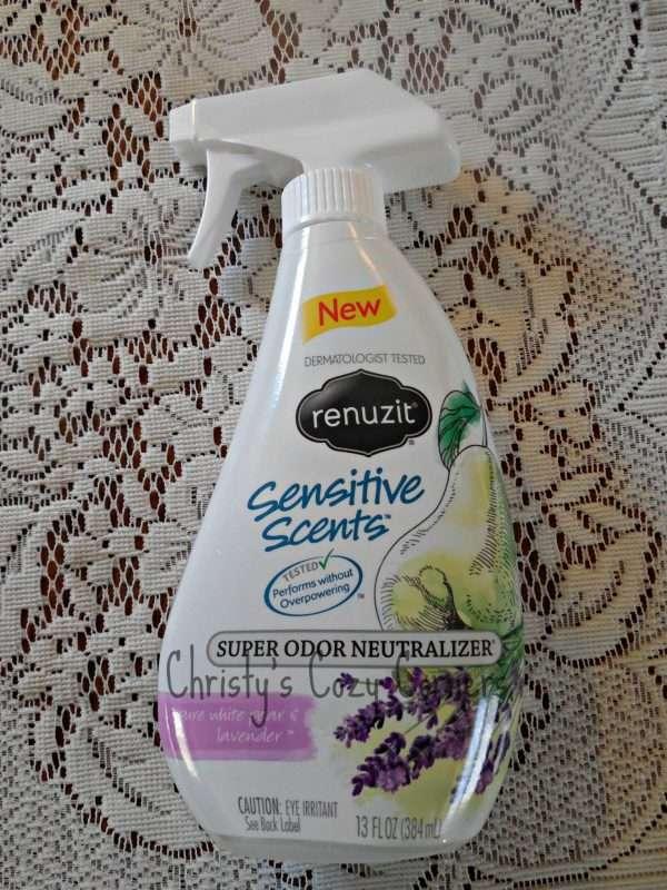 Renuzit Sensitive Scents Spray