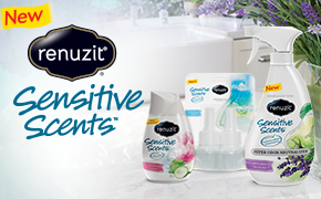 Renuzit Sensitive Scents