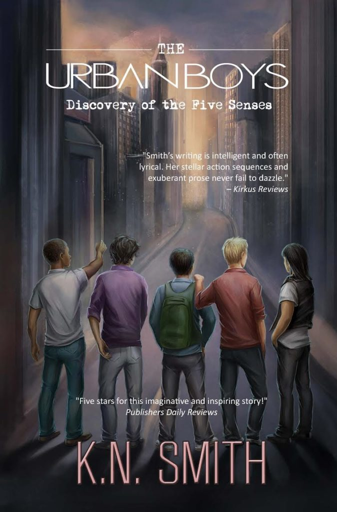 The Urban Boys Discovery of the Five Senses Book Review