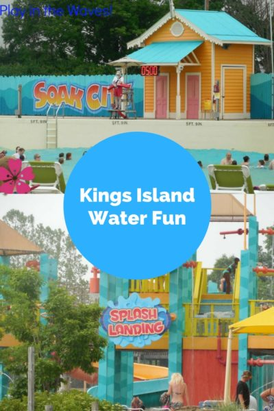 Take a Tropical Plunge at Kings Island