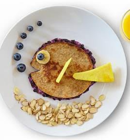 Finding Dory Recipe Fun Pancakes