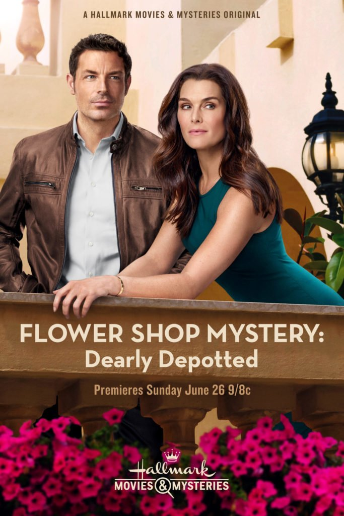 Flower Shop Mystery Dearly Depotted Hallmark Movies and Mysteries