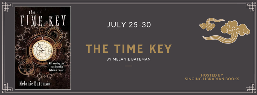 The Time Key Giveaway