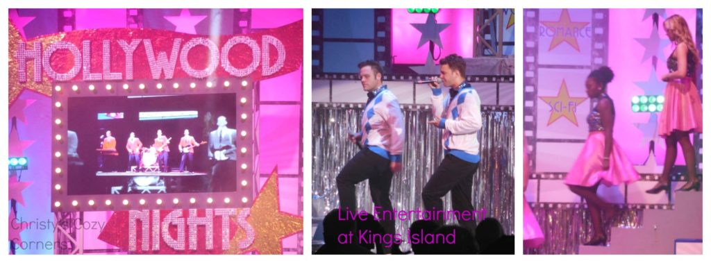 Kings Island Hollywood Nights Live Entertainment