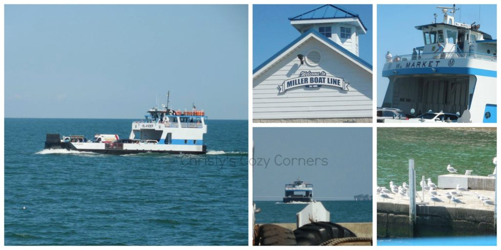 Miller Ferry and Put-in-Bay