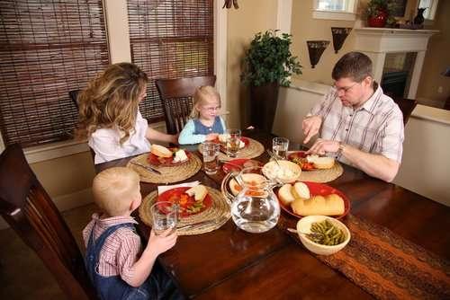 Kids & Green Foods