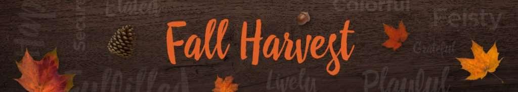 Hallmark Fall Harvest Movies