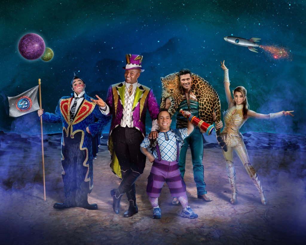 Ringling Bros. Barnum & Bailey Circus Out of this World
