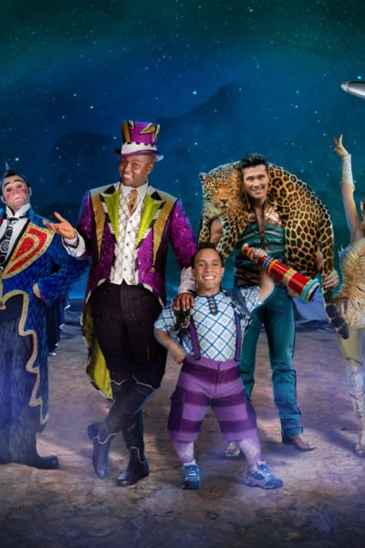 Head to the Ringling Bros. and Barnum & Bailey Circus this Weekend