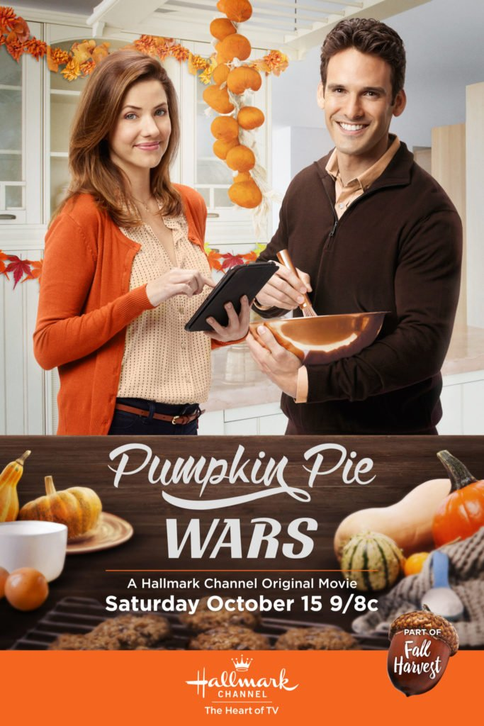 Pumpkin Pie Wars Hallmark Fall Harvest Movie