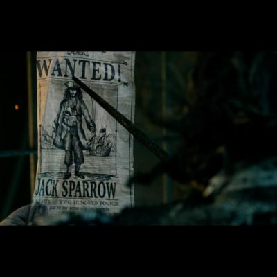 Dead Men Tell No Tales Wanted Poster