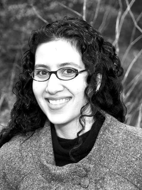 Author Gigi Pandian