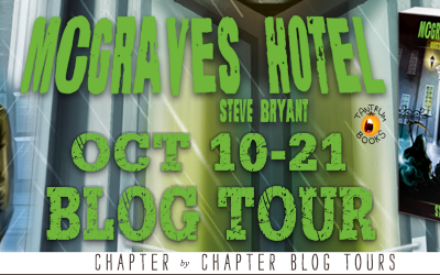 McGrave's Hotel Book Review and Giveaway