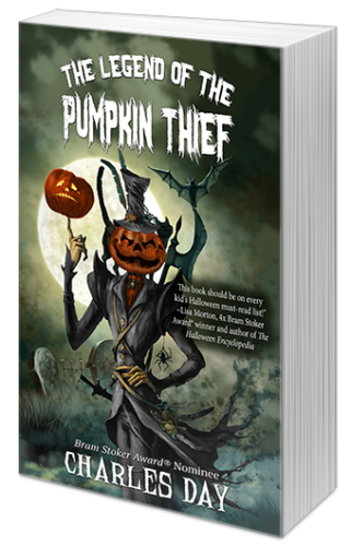 The Legend of the Pumpkin Thief by Charles Day | Middle Grade Book