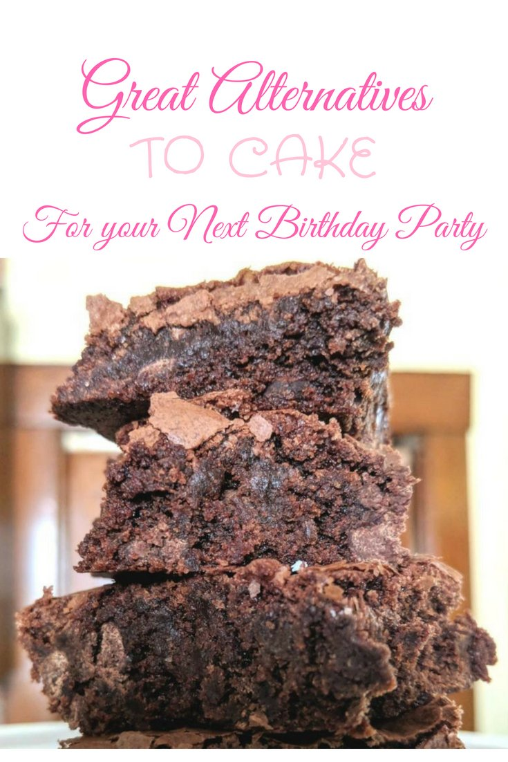 Birthday Cake Alternatives for Your Next Party