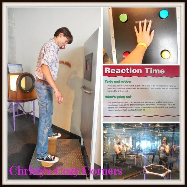 Enhance your child's learning by visiting museums like the Great Lakes Science Center.