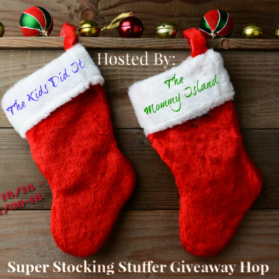 Enter to win 2 Personalized Ornaments from I See Me in the Stocking Stuffer Giveaway Hop