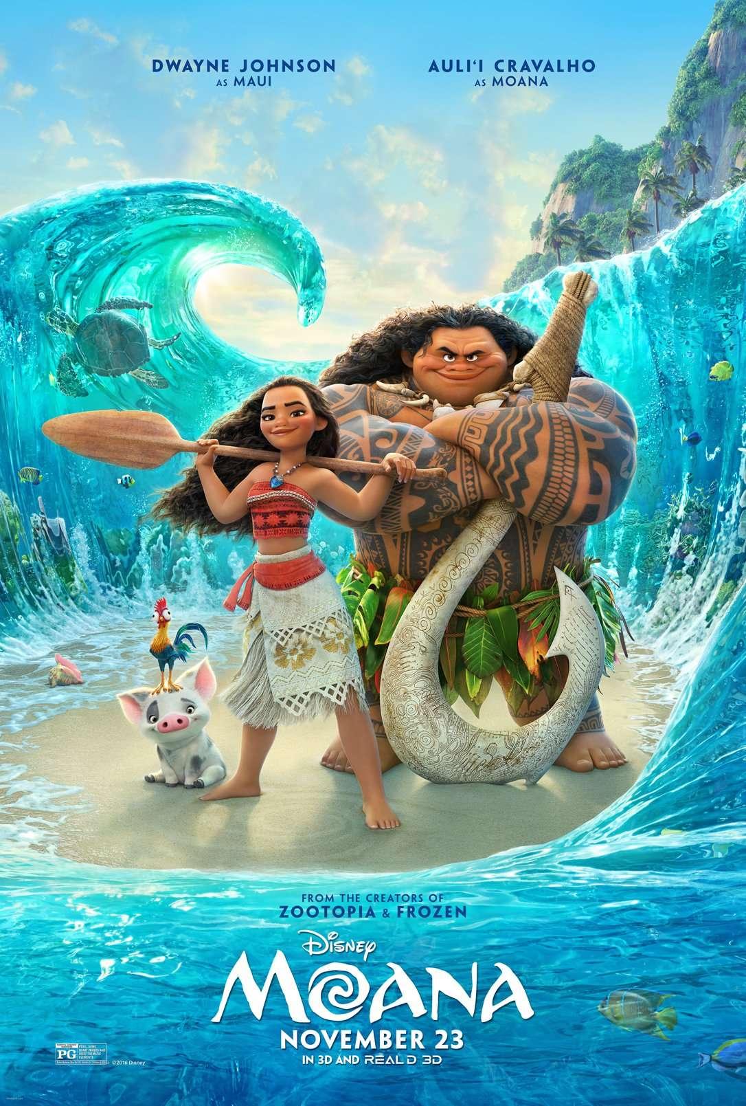 Celebrate Disney's Moana with Moana's Tropical Treat
