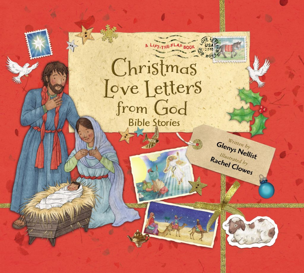 Christmas Love Letters from God Gratitude Giveaway Hop